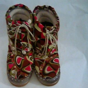 Emilio Pucci Moon Boots Made in Romania SZ 38-40